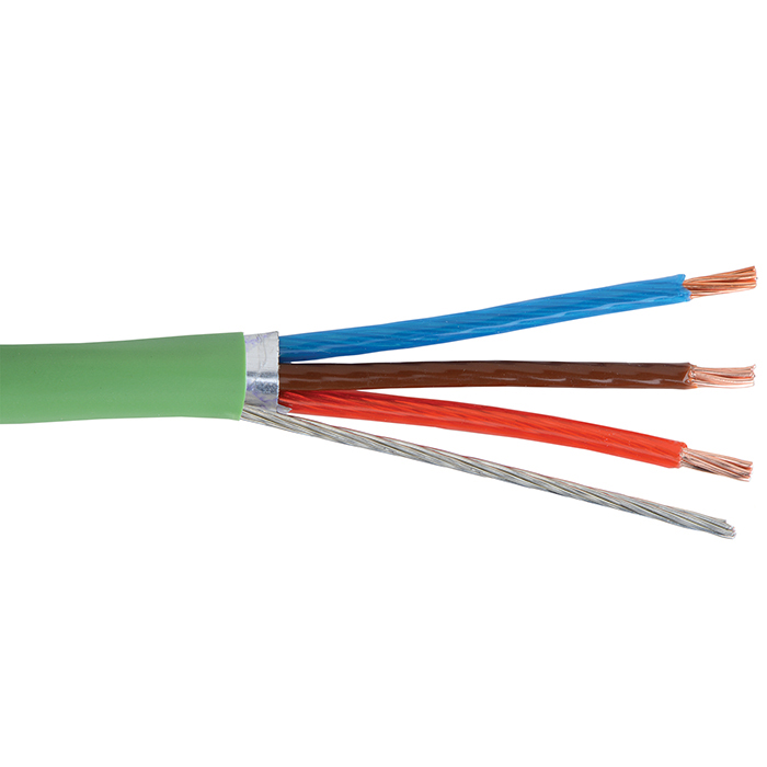 Shielded Plenum Cable