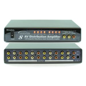 Composite Video Cable Amplifier