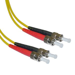 ST Fiber Optic Cable