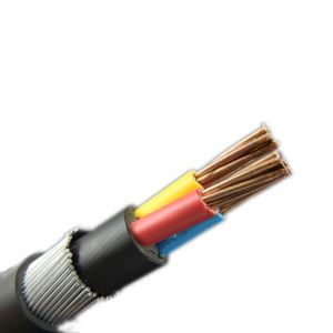 XLPE Armored Cable