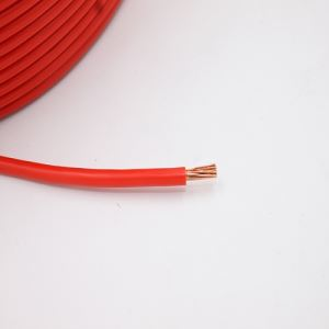 50AWG BV Pure Copper Core Low Resistance Electrical Wire