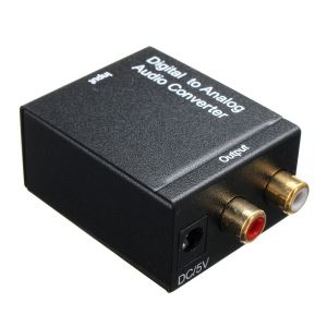 Optical To Analog Converter