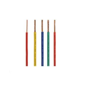 PVC Insulated Copper Wire Bv Cable 4mm
